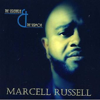 Marcell Russell - Serenade & the Sermon [CD] USA import