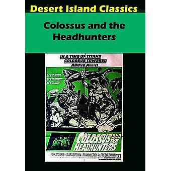 Colossus och Headhunters [DVD] USA import