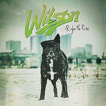 Wilson - ret til anledning [Vinyl] USA import