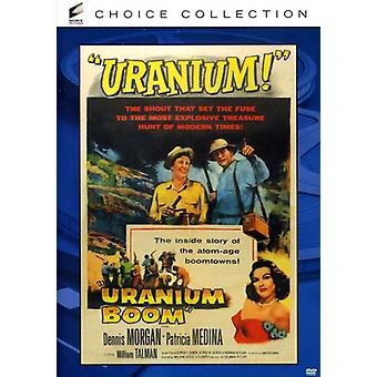 Uranium Boom [DVD] USA import