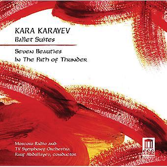 Kara Karayev - Kara Karayev: Ballet Suites [CD] USA import