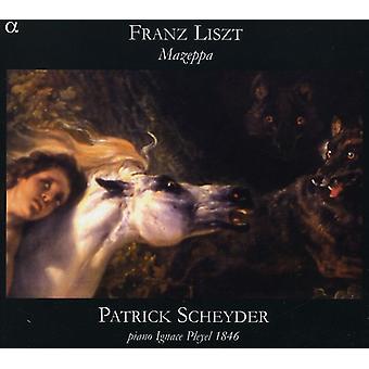 F. Liszt - Liszt: Mazeppa [CD] USA import