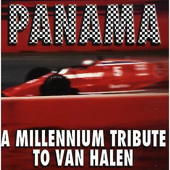 Hyldest til Van Halen - Panama: Millennium hyldest til Van Halen [CD] USA import