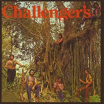Challengers - Challengers [CD] USA import