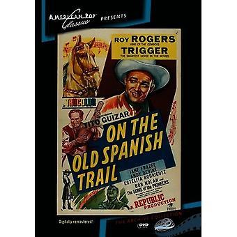 En el español antiguo rastro [DVD] Estados Unidos de importación
