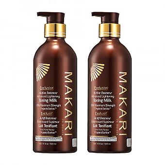 Makari Exclusive Lotion - 2 Packs