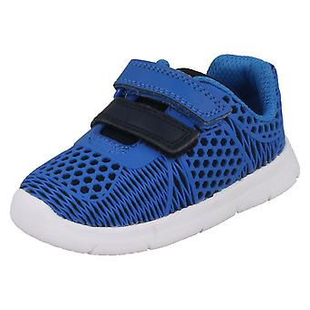 Boys Clarks Casual Trainers Ath Lane