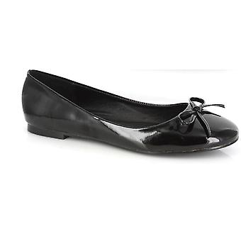 Ellie Shoes E-016-Mila Adult Flat With Bow