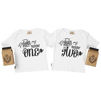 Spoilt Rotten Twin One & Twin Two Toddler T-Shirt