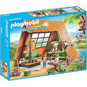 Playmobil 6887 Camping Lodge (Toys , Dolls And Accesories , Miniature Toys , Stages)