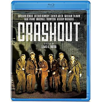 Crashout (1955) [BLU-RAY] USA importerer
