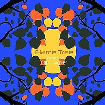 Flame Tree / Turner, Nik - Flame Tree Feat. Nik Turner [CD] USA import