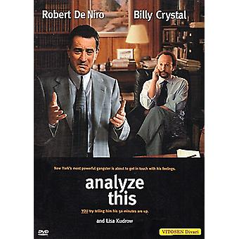 Analysieren Sie (DVD)