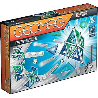 Geomag Geomag Panels 68 Pieces (Toys , Constructions , Characters And Animals)