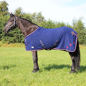 QHP Fleece Rug  Fryslân Boppe  (Horses , Horse riding equipment , Bed covers , Dry)