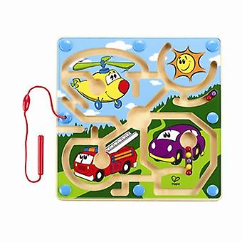 HAPE Mighty Motors Magnetic Maze E1703