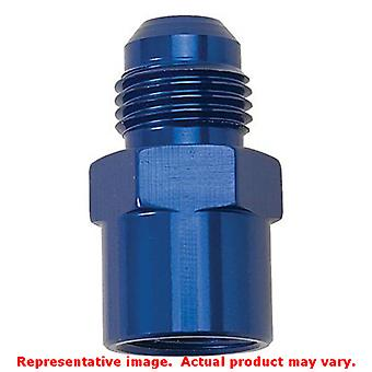Russell Adapter Fitting - Specialty Fuel 640820 Blue M14 x 1.5 Female to -6 Fla