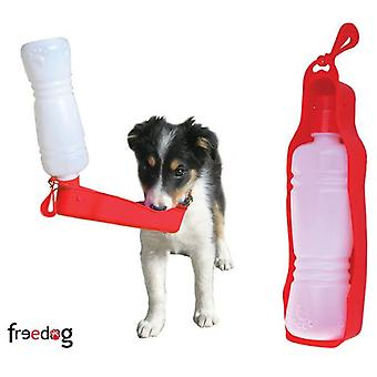 Freedog Portable sprue (Dogs , Bowls, Feeders & Water Dispensers)