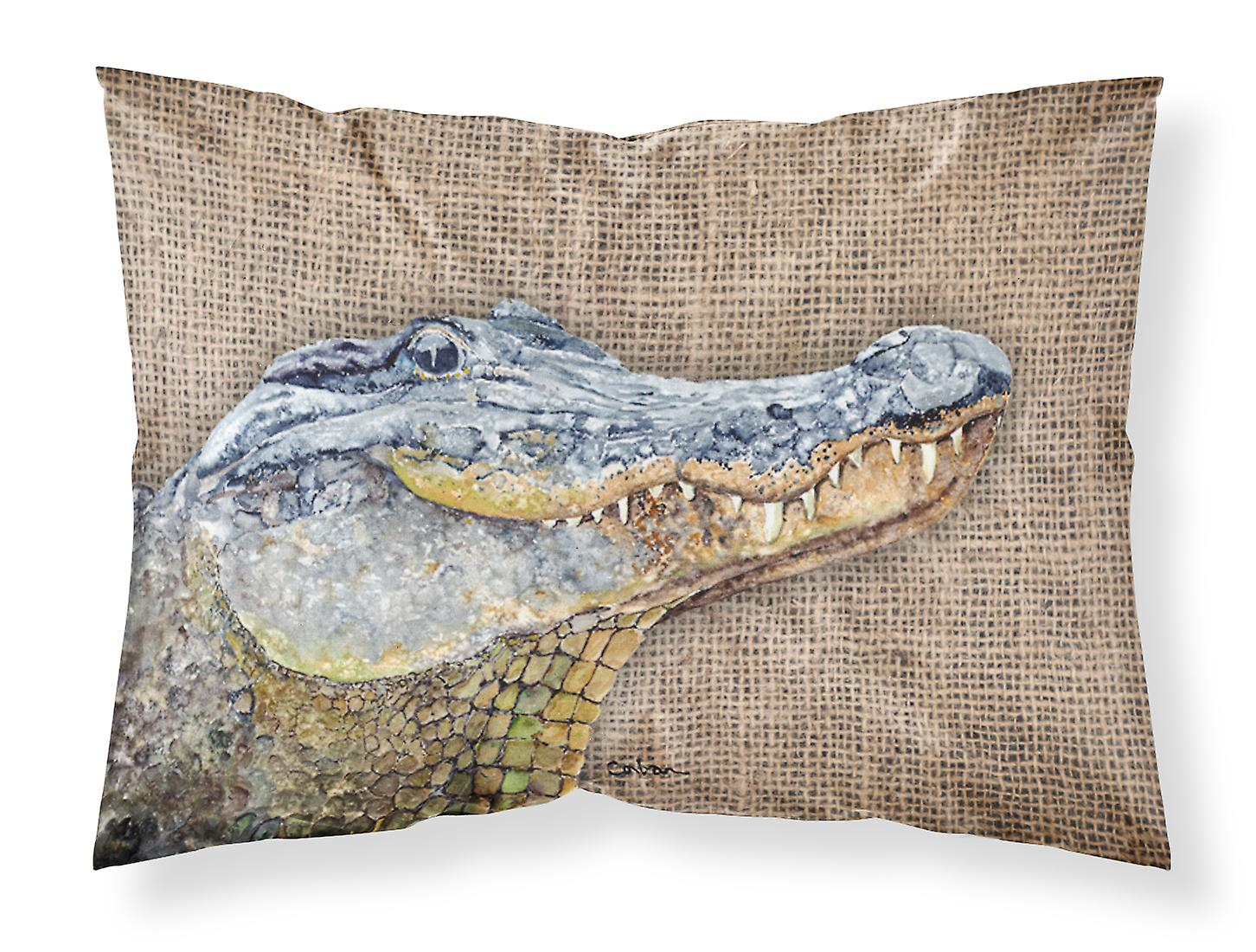 Tissu De 8733pillowcase Alligator Norme Carolines L'humidité Mèche Trésors n0wPX8Ok