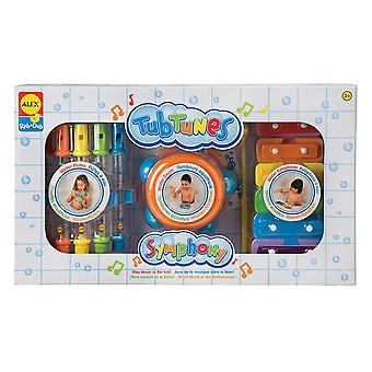 Alex RubaDub Tub Tunes Symphony for 3 yrs+ Bath Toy