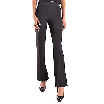Marithé + François Girbaud ladies MCBI200012O black polyester pants