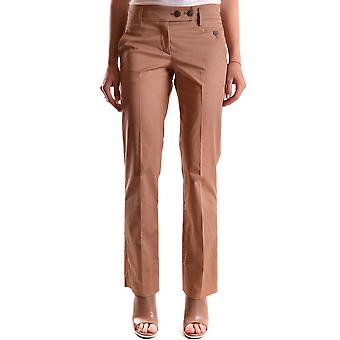 Brunello Cucinelli ladies MCBI053021O beige cotton pants