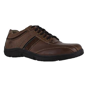 Hush Puppies Thalia Percy Mens Lace Up Casual Smart Trainers Shoes