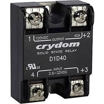 SSR 1 pc(s) Crydom D1D07 Current load (max.): 7 A Switching