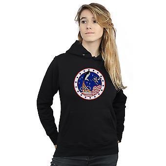 NASA Women's Classic Rocket 76 Hoodie