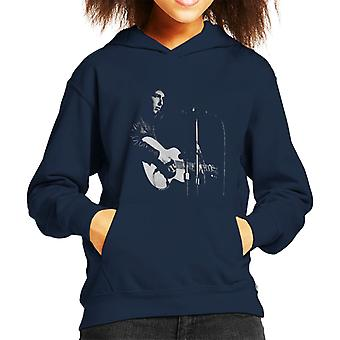 Bob Dylan Royal Albert Hall 1965 Alt Kid's Hooded Sweatshirt