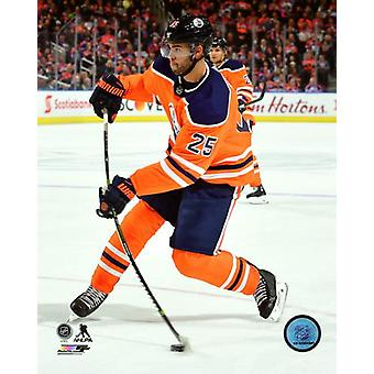 Darnell Nurse 2017-18 Action Photo Print