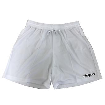 2012-13 Uhlsport Basic Shorts (hvid)
