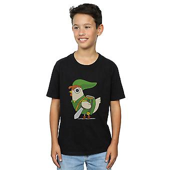 Pepe Rodriguez Boys The Legend Of Zelcluck T-Shirt