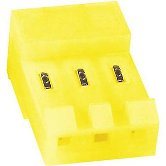 TE Connectivity Receptacles (standard) MTA-156 Total number of pins 10 4-643818-0 1 pc(s)