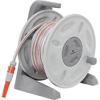 Garden hose reel 12.7 mm 1/2  25 m TOOLCRAFT 1408846