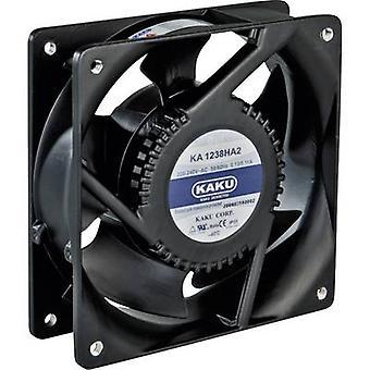 Ventilador axial 230 V AC 178 m³/h (L x W x H) 120 x 120 x 38 mm SEPA