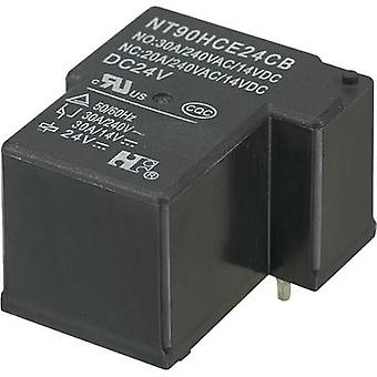 NT90HCE24CB PCB relays 24 Vdc 30 A 1 change-over 1 pc(s)
