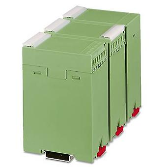 Phoenix Contact EG 45-G/ABS GN DIN rail casing (bottom part) 75 x 45 Acrylonitrile butadiene styrene Green 1 pc(s)