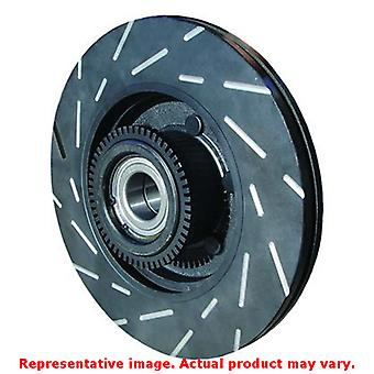 EBC Brake Rotors - USR Slotted Rotors USR1434 Fits:FORD | |2013 - 2013 ESCAPE S