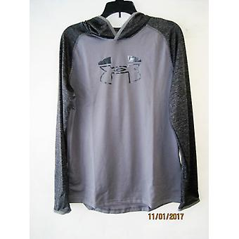 Under Armour Hoodie tech boys grey