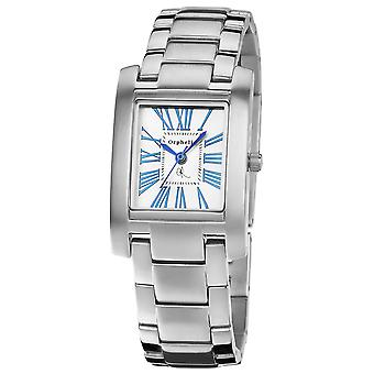 ORPHELIA Ladies Analogue Watch Solid Silver Stainless steel 122-2706-98