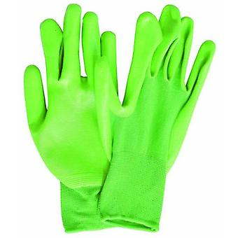 Bricomed PU coated glove (Garden , Gardening , Tools)