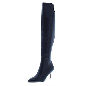 Marc Fisher Womens Adana Kitten Heel Pointed Toe Over-The-Knee Boots