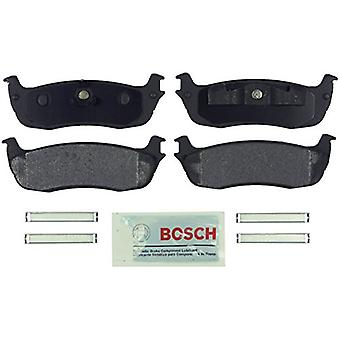 Bosch BE711H Blue Disc Brake Pad Set with Hardware