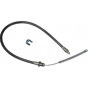 Wagner BC108173 Premium Brake Cable, Rear Left