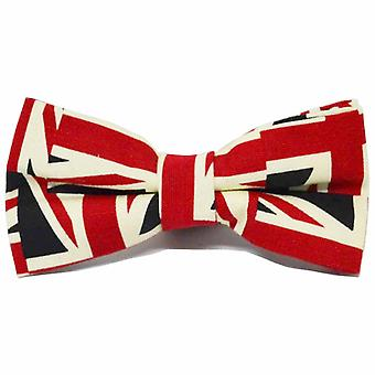 Union Jack noeud papillon, noeud papillon de Mens, la Grande-Bretagne noeud papillon