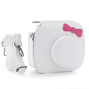 Fujifilm Instax Mini 8 camera tas-wit