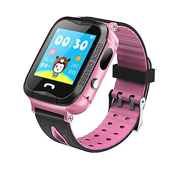 V68G waterproof Smartwatch for kids-Pink