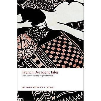 الفرنسية حكايات منحلة بواسطة ستيفن رومر-كتاب 9780199569274