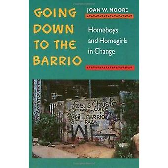 Going Down to the Barrio - Homeboys and Homegirls in Change by Joan W.